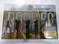 Bond 50 the complete 23 film on blu-ray collection Vancouver, V6L