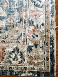 Very good quality silky area rug
