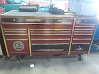 red and black Craftsman tool chest Lorton, 22079