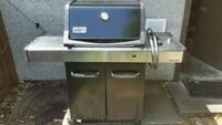 gray and black Weber gas grill Calgary, T3C 1P2