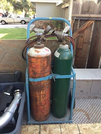 green and brown water heater Modesto, 95350