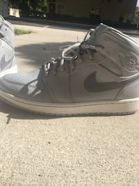 0fd0c1947d0e Used Air Jordan 1s Wolf Grey for sale in Riverview - letgo