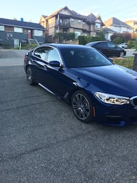 2018 BMW 5 Series Lease Take Over Coquitlam