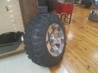 Tires and rims for Ford or Chevrolet truck Randallstown, 21133