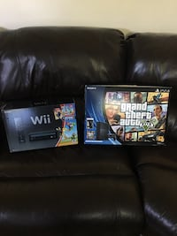 Boxes only wii and PS4 gta v edition   Mississauga, L5J 3P9