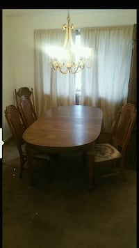 Dining Room Table and 4 chairs Washington, 20020