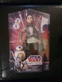 Rey Of Jakku & BB-8 Figure Gaithersburg, 20886