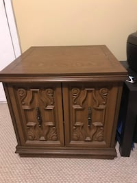 Sturdy Night Stand- Night Table - Side Table-Very Good