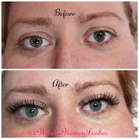 Eyelash extensions Kitchener