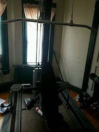 Hoist v2 fitness machine