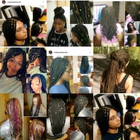 hair braiding  Central Islip