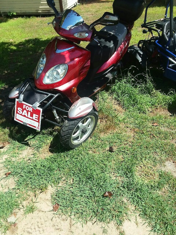 Used Reverse Trike 3 Wheel 50cc Scooter For Sale In Rochester Letgo