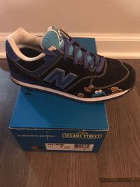 """New Balance 574 """"Cookie Monster Edition"""" Lithonia, 30058"""