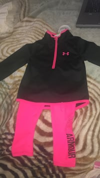 Toddler under armour tracksuit 18 months  Toronto, M9V