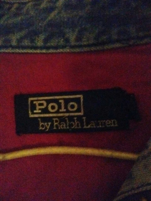 Vintage Polo Jacket with thick Lining-$150 720b4345-aedc-4eb7-9d6a-427297fa624d