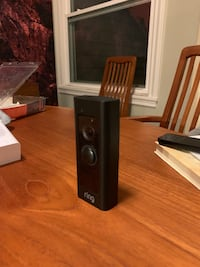 Ring pro (wired) with Chime hub and Chime 2410 mi