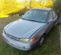 '99 Toyota Corolla RUNS & DRIVE (Salvage or Parts Silver Spring, 20906