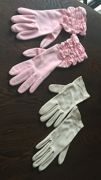two pairs of pink and white gloves Richmond Hill, L4C 8B7