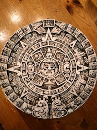 Mayan Calendar from Mexico Bedford