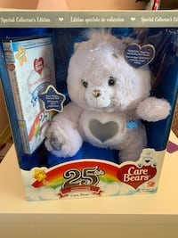 Care bear 25th Anniversary Collectors Vaughan, L4H 2Y9