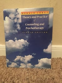 Theory and Practice of Counseling and Psychotherapy (8th Edition) Textbook Spring, 77382