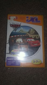 IXL game cars 2 new in plastic