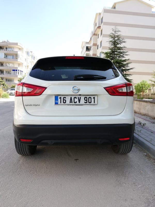 2015 Nissan Qashqai DCI 130 HP BLACK EDITION XTRONIC 3