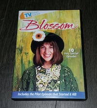 Blossom- 10 episodes  Barrie