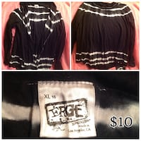 Girls size 16 sweater Edmonton, T5T 3E9