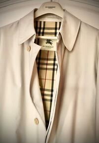 Burberry Trench coat M Size
