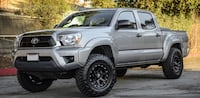 "17"" Toyota Tacoma Special Wheels & Tires  17"" XD134 Addict 2 Wheels Rims  RBP Mud Terrain Tires 285/70R17 Package Includes Leveling Kit Matte Black  Complete Package Starting @ $1499 La Habra"