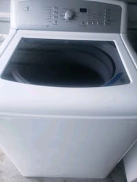 Kenmore Glass Top 5.5 HE WASHER ONLY- DELIVERY AVAILABLE  College Park