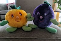 Plush peach and Plum fruit from france Shoreview, 55126