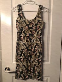 Floral Body Dress  Vaughan, L4K 0G5