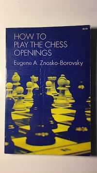 How to play the chess openings borovsky