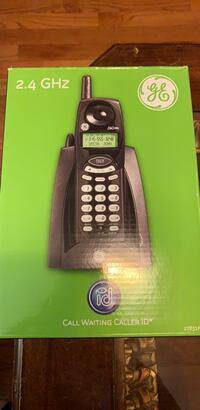 GE 2.4 Cordless Home Phone