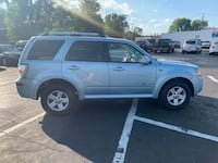 2008 MERCURY MARINER HYBRID . SUV . ICE COLD AC . LEATHER . GOOD ON GAS! . MOONROOF! Detroit