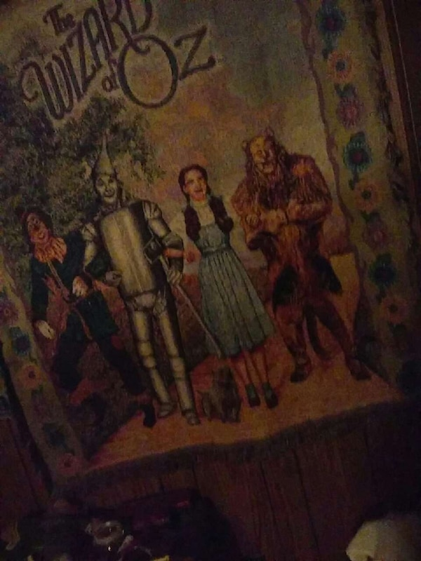 The Wizard Of Oz Area Rug