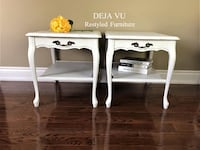 Classic Queen Anne Side Tables Toronto