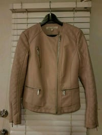 Ladies brown Kenneth Cole zip-up jacket Abbotsford, V3G 3A6