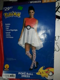 Womans Halloween Costume