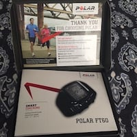 Brand New Polar FT60 Heart Rate Monitor & Watch Dumfries, 22025