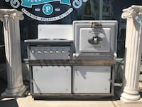 Antique cook stove  Canby, 97013