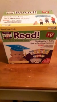 My baby can read videos, books flash cards and parents guide