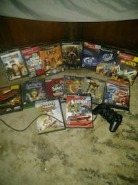 assorted Sony PS3 game cases Houston, 77009