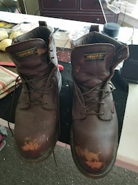 Red Wing work boots size 12