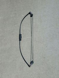 Youth compound bow. Chester, 23836