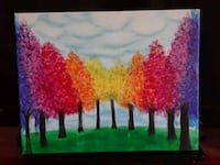 Hand painted  water colors Art Chula Vista, 91911