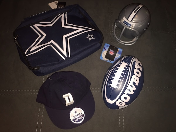 3666b48798db8 Used Dallas Cowboys Kids Sport Pack- new! for sale in Fort Worth - letgo