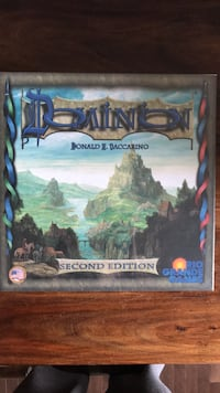 """Dominion Strategy game (2nd Edition) """"Un-opened"""" Calgary, T3H"""